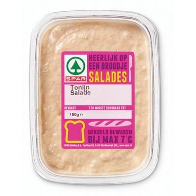 Huismerk salade tonijn