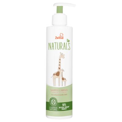 Zwitsal Shampoo & Wasgel Naturals