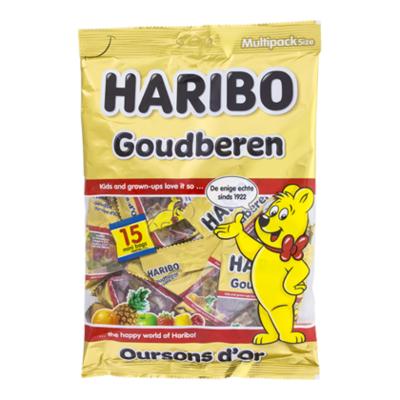 Haribo Goudberen Multipack Size