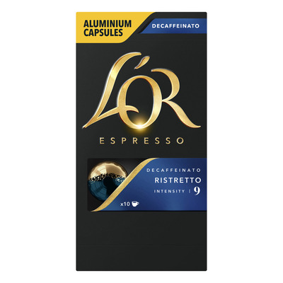 L'OR Espresso Ristretto decaf koffiecups