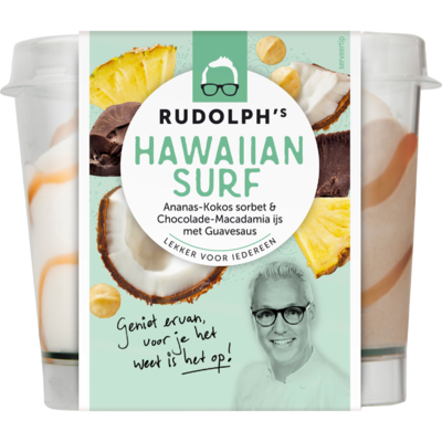 Rudolph's Hawaiian surf