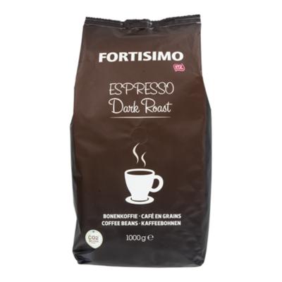 Fortisimo Koffiebonen espresso dark roast