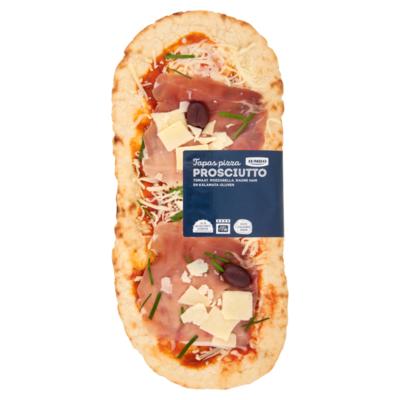 Huismerk Tapas Pizza Prosciutto