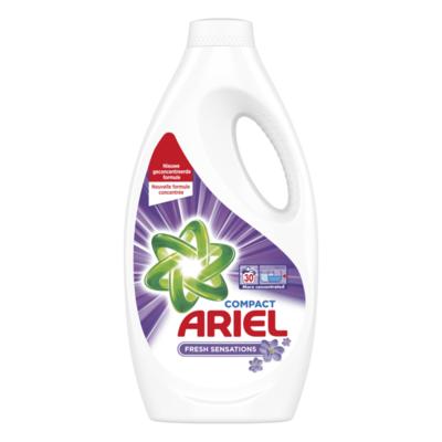 Ariel Fresh Purple Vloeibaar Wasmiddel 1650ML