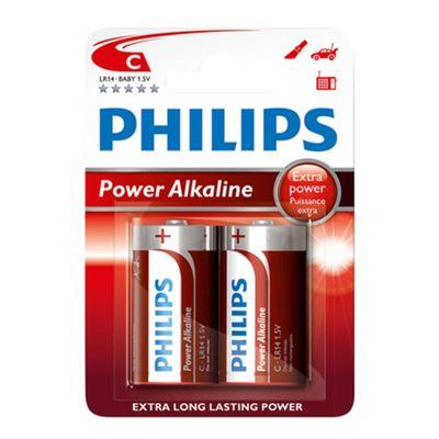 Philips Alk C 1,5v Powerlife, Bl 2st