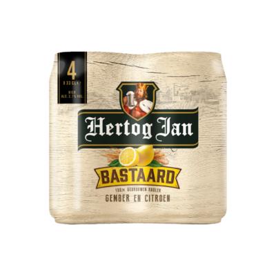Hertog Jan Bastaard Gember en Citroen Blikken