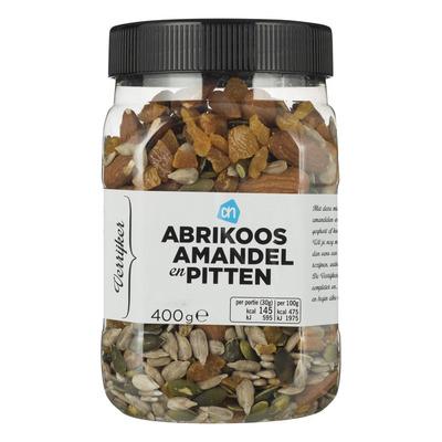 Huismerk Verrijker abrikoos-amandel en pitten