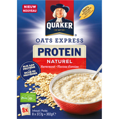 Quaker Oats protein