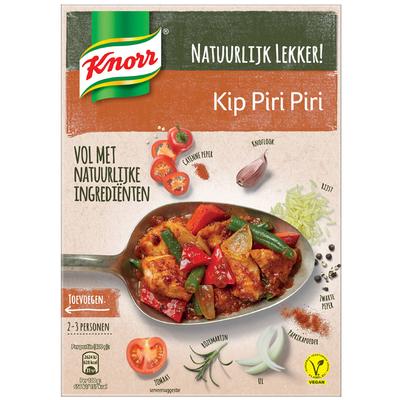 Knorr Natuurlijk lekker piri piri