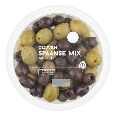 Huismerk Spaanse mix