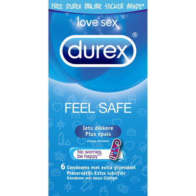 Durex Emoji feel safe