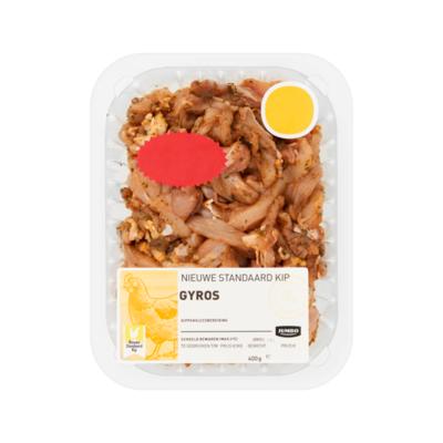 Huismerk Nieuwe Standaard Kip Gyros