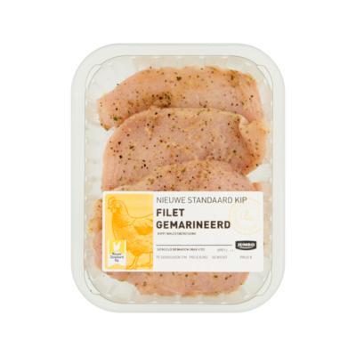Huismerk Nieuwe Standaard Kip Filet Gemarineerd