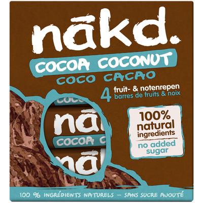 Nakd Cocoa coconut