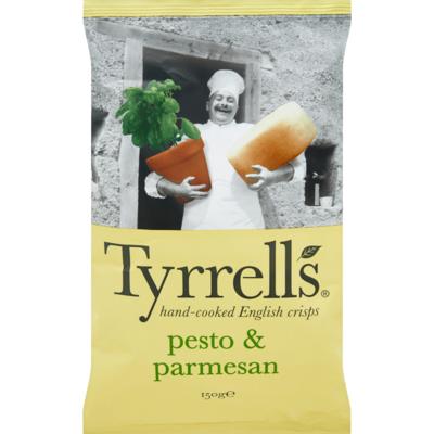 Tyrrells Pesto & parmesan