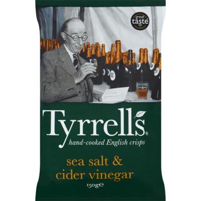 Tyrrells Sea salt cider vinega