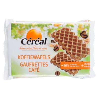 Céréal Koffiewafels