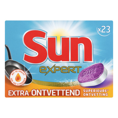 Sun All-in-1 tabs extra ontvettend