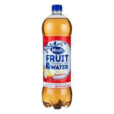 Hero Fruit & water peer framboos