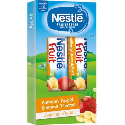 Nestlé Fruitreepje  banaan-appel