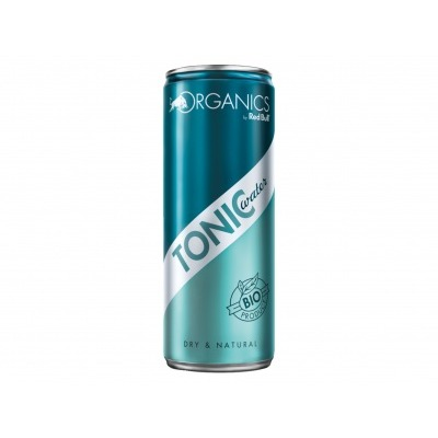 Red Bull Organics tonic water