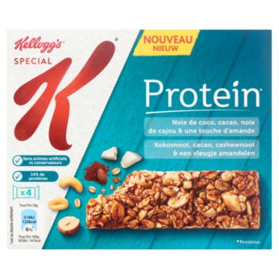 Kellogg's Special K protein bars kokosnoot