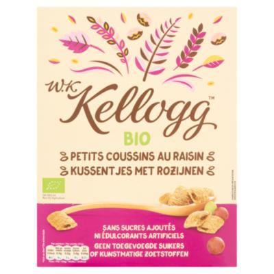 Kellogg's Organic raisin
