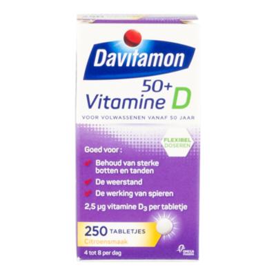 Davitamon Vitamine D 50+