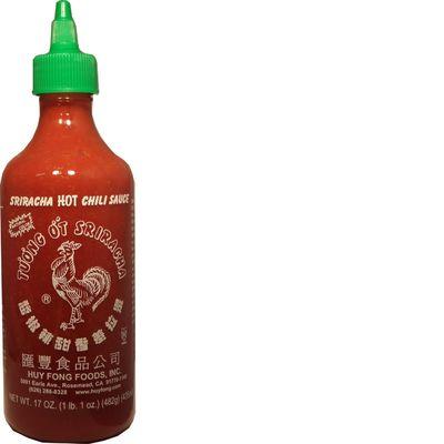 Sriracha Hot Chili Saus