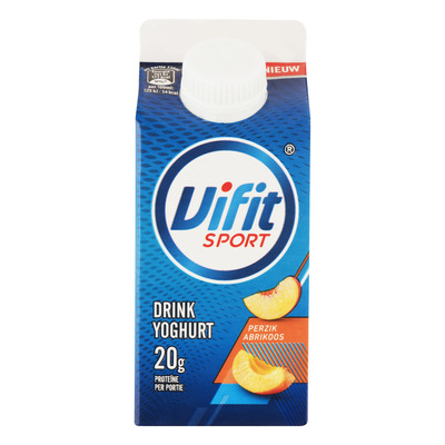 Vifit Sport drink perzik abrikoos