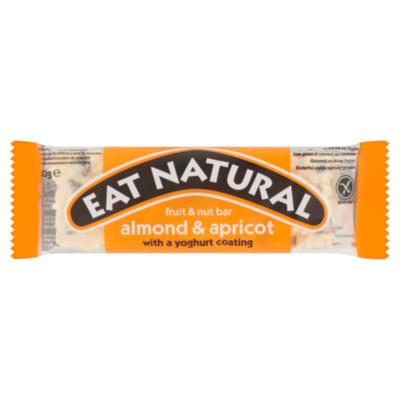 Eat Natural Amandelen & abrikoos met yoghurtlaagje