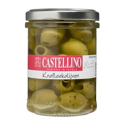 Castellino Knoflookolijven
