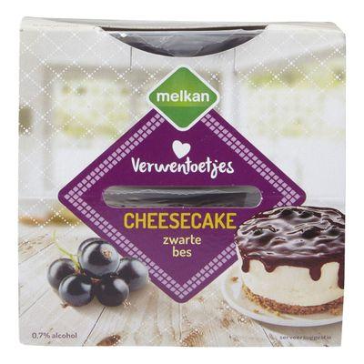 Melkan Cheesecake Zwarte Bes