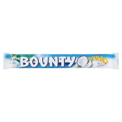 Bounty chocolade trio