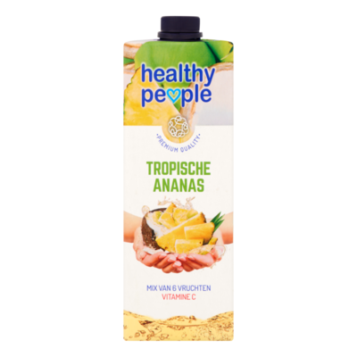 Healthy People Tropische Ananas
