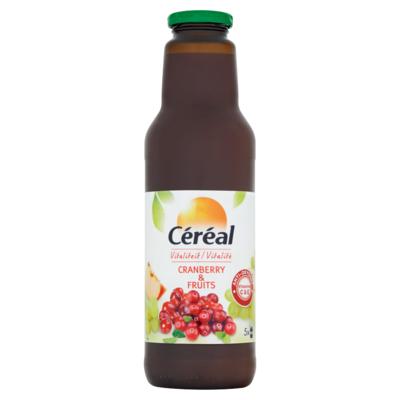 Cereal Cranberrysap vitaliteit