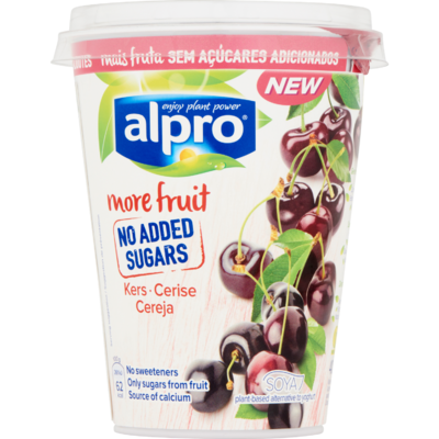 Alpro Kers met meer fruit