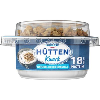 Danone Hüttenkwark naturel haver granola