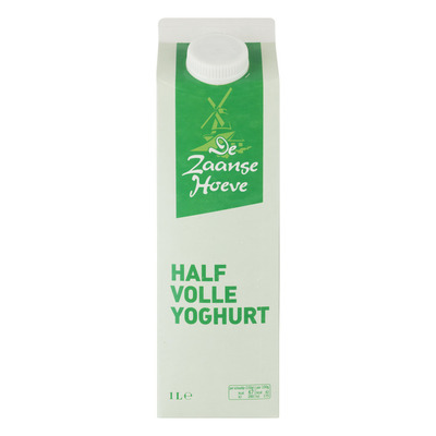 Budget Huismerk Halfvolle yoghurt naturel