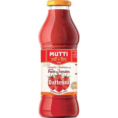 Mutti Passata gastronomia datterini