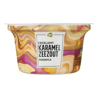Huismerk Vla salty caramel