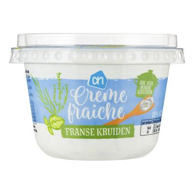 Huismerk Crème fraîche light Franse kruiden