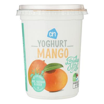 Huismerk Yoghurt Griekse stijl mango