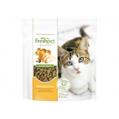 Fresh Pet Kattenmaaltijd gebraden kip