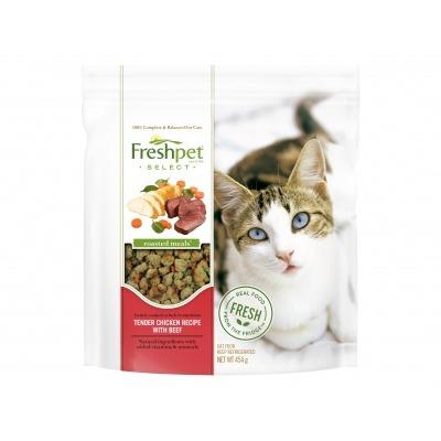 Fresh Pet Kattenmaaltijd gebraden rund