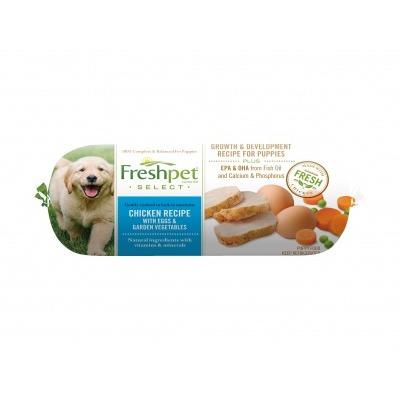 Fresh Pet Kip, groente & rijst puppy