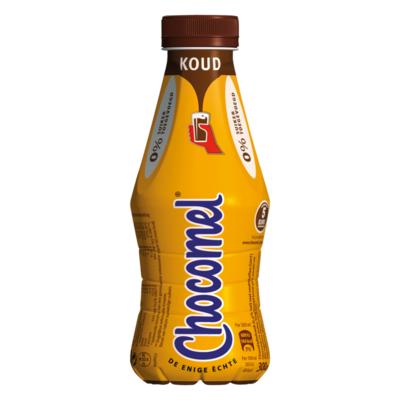 Chocomel 0% Suiker Toegevoegd Koud Flesje