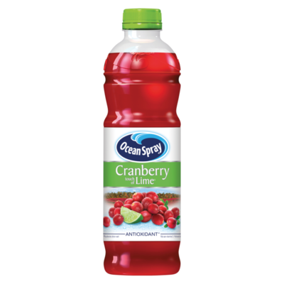 Ocean Spray Cranberry Touch of Lime