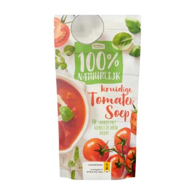 Huismerk Kruidige Tomatensoep