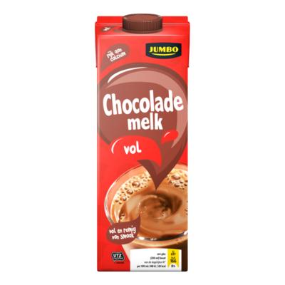 Huismerk Chocolademelk Vol